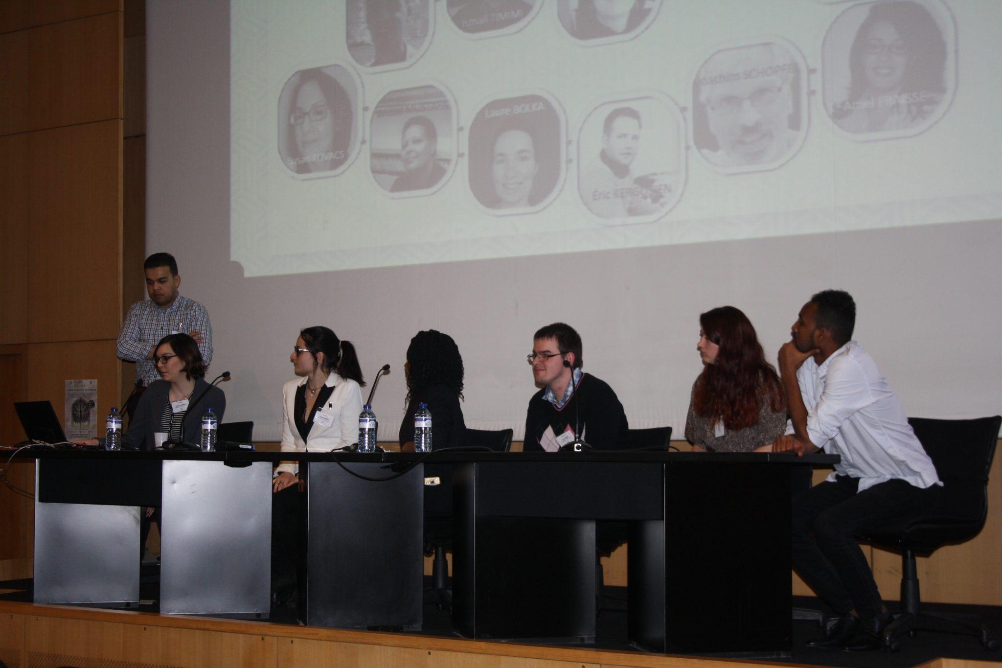 Une présentation lors de la journée EGIDE'17