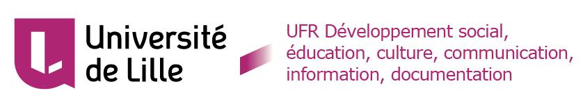 Logo Université de Lille UFR DECCID